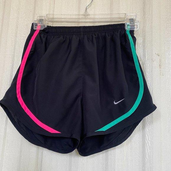Nike dri fit running shorts women's size XS black